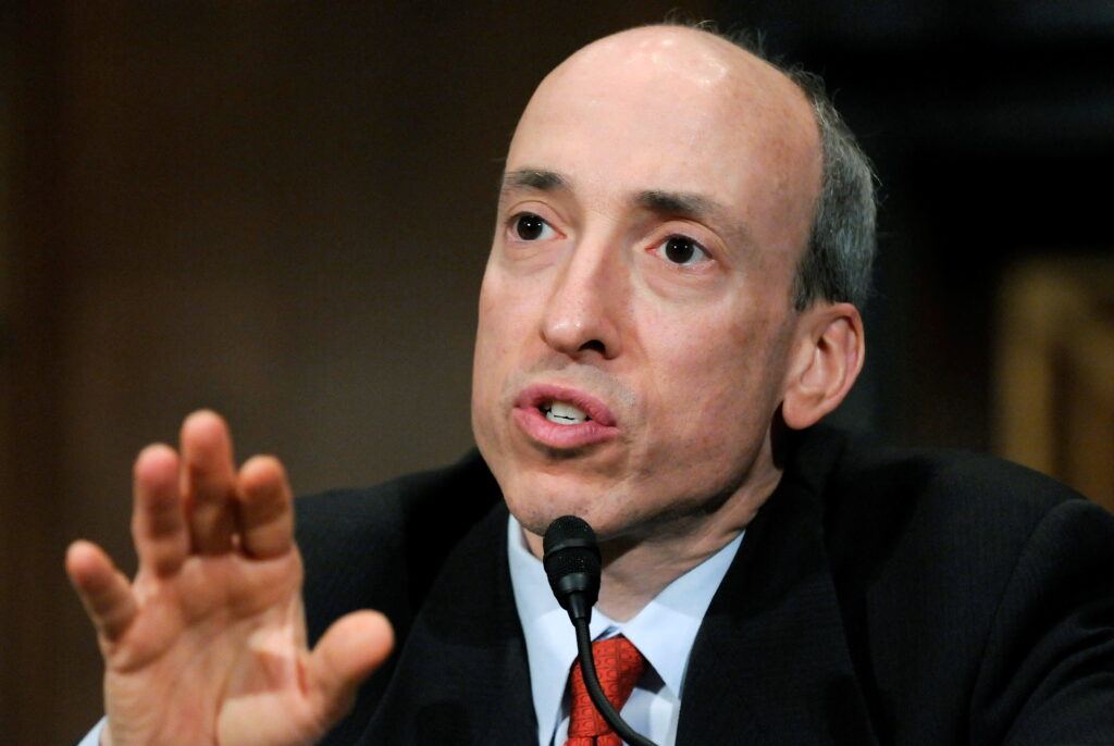 """SEC Advances Research on """"Simplifying"""" Trading With Online Brokers, Says Gary Gensler"""