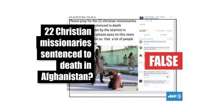 229 Missionaries in Afghanistan: Judith Carmona, Here's The Real Truth!