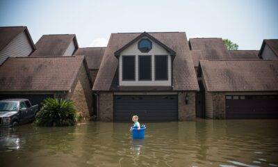 Mortgage market unprepared for climate risk, industry report says
