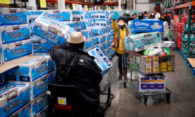 Costco reinstates purchase limits for toilet paper and more