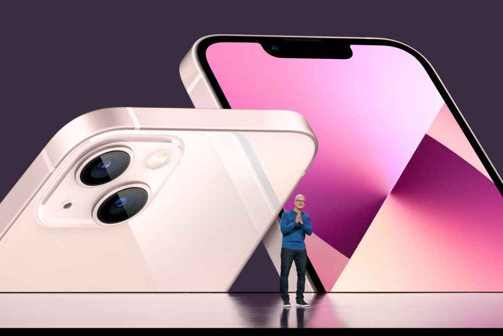 Apple announces iPhone 13 - what it means for stock performance