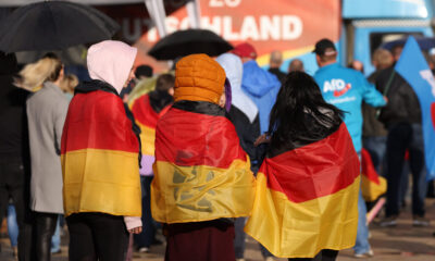 Many German voters have not decided who to vote for in the elections.